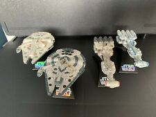 Star Wars Titanium Millennium Falcon episode 3, Blockade Runner Tantive diecast