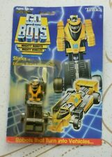 Gobots #16 Slicks 1985 Tonka New on Card