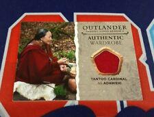 Cryptozoic Outlander Season 4 Tantoo Cardinal as Adawehi Wardrobe M17
