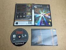 Rez - Sony Playstation 2 (TESTATO/LAVORO) UK PAL