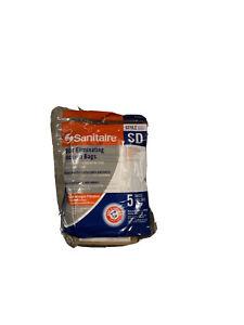 Sanitaire Style SD - 63262 63262B SC9100 C4900 - Vacuum Bags **SEALED/GENUINE**