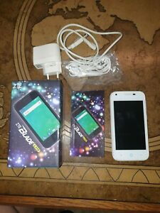 ZTE  Blade l110 - 4GB - Weiss (Ohne Simlock) Smartphone