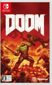 Doom R Switch Nintendo Switch /Bethesda Softworks