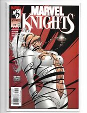 MARVEL KNIGHTS #7 JOE QUESADA CLOAK AND DAGGER BONDAGE COVER