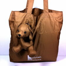 KALVION Foldable Eco Tote / Shopping Bag - Lovely Bear