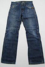 G-Star Jeans Men Jack Pant W31 L34 31/34 blau stonewashed -Y279