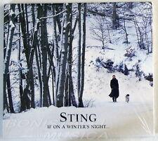 STING - IF ON A WINTER'S NIGHT... - CD Sigillato