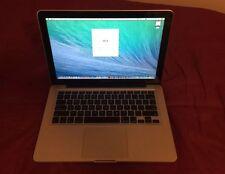 Apple MacBook Pro 13.3-inch MD101LL/A 2012 Intel i5 Office, iLife, ADOBE!