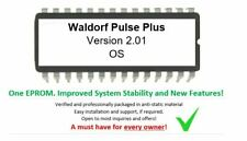 Waldorf Pulse Plus Version 2.01 firmware update upgrade EPROM for Pulse +