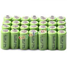 28x NI-MH 1.2V 2 / 3AA 1800mAh batteria ricaricabile NI-MH Batterie