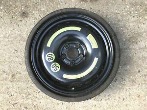 "1 x Mercedes Benz SLK R172 W172 17"" Space Saver Spare Wheel & 145/70/17 Tyre"