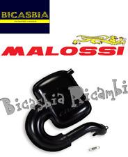 10221 - SILENCIADOR MALOSSI ENERGÍA CLÁSICO ESCAPE VESPA PX 200 - ARCOBALENO