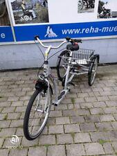 Dreirad mit tiefen Einstieg PfauTec Pfiff Robusto