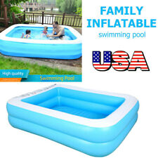 Large Inflatable Swimming Pool Outdoor Family Inflatable Pool for Child Balconie