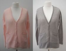 Topshop Hip Length V Neck Cardigans for Women