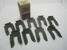 52-58 Edsel Ford Mercury Door Lock Cylinder Retainer Clips (9) BA-7022023-A