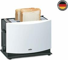 Braun HT400 Multiquick 3 2 Slice Toaster 220 Volts Export Only