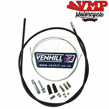 Venhill Universal Throttle Cable Kit 2.35 M Long 6mm Outer