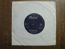 NAT KING COLE 45 TOURS UK WHO'S NEXT IN LINE