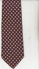 Fendi-[New $350]-Authentic-100% Silk Tie -Made In Italy-Fe20- Men's Tie