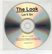 (GH320) The Look, Let It Go - 2012 DJ CD
