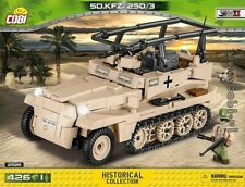 COBI  Sd.Kfz. 250/3  / 2526 / 426  blocks WWII  German Half Track