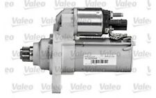 VALEO Motor de arranque 1,1kW 12V para VW GOLF SEAT LEON ALTEA AUDI A3 458393