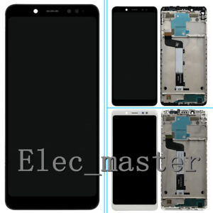 For Xiaomi Redmi Note 5 Pro Note 5 OEM LCD Display Touch Screen Digitizer +Frame
