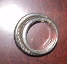 david yurman ring size 7 gold
