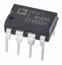 Analog Devices OP177GPZ, Precision, Op Amp, 600kHz, 8-Pin PDIP