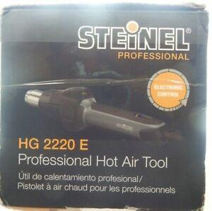 Steinel 1500W 120VAC 60Hz Professional Hot Ail Tool HG 2220 E