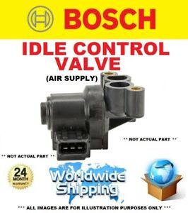 BOSCH IDLE CONTROL VALVE for BENTLEY TURBO R 6.7 (SCBZR) 1985-1997