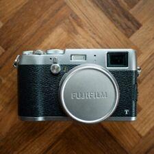 Fujifilm X Series X100T 16.3MP Compact Camera - Silver