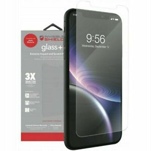 ZAGG INVISIBLESHIELD IPHONE 12 & 12 PRO TEMPERED GLASS+ SCREEN PROTECTOR GUARD