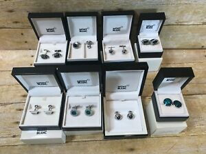 🎁MINT🎁 MONTBLANC CUFF LINKS (YOUR CHOICE!!!) (FREE SHIPPING FROM USA!!!)