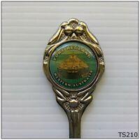 Port Hedland Western Australia Ship Souvenir Spoon Teaspoon (T210)