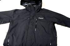 NWT Mens Cloudveil XL RPK RECCO Gore-Tex Soft Shell Technical Jacket Color-Black