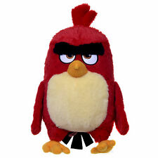 """Officiel 12"""" neuf angry birds rouge de angry birds le film plush soft toy"""
