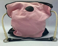 Marthas Vineyard Vineyard Vines Bubble Gum Pink Navy Blue/Black Purse Bag