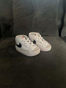 Baby Infant Nike Blazers 3.5