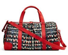 Vera Bradley VB Designs 36 Hour Duffel Glossy Blocks Travel Duffle Luggage RARE
