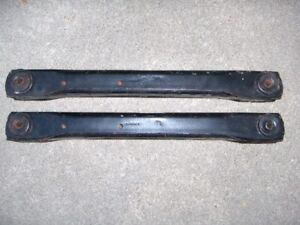 """Pontiac Control Arms Rear Boxed GM PMD Used """"1968-70's """""""
