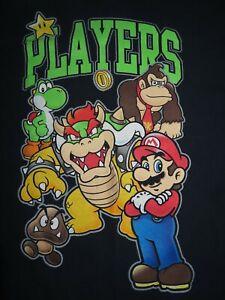 Nintendo SUPER MARIO BROTHERS Players DONKEY KONG SUPER DRAGON (Yth XL) T-Shirt
