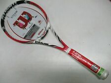 "**NEW OLD STOCK* WILSON STEAM 99S ""SPIN EFFECT"" TENNIS RACQUET (4 3/8)"