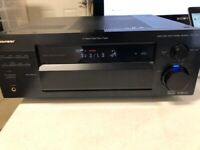 Pioneer VSX-D912 6-Channel Dolby PRO LOGIC  A/V Home Theater CLEAN. TESTED.