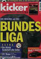 Magazin kicker Sonderheft - Bundesliga Saison 2012/13,2012,Stecktabelle