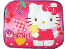 Sanrio Hello Kitty Pink Soft Insulated Lunchbox Lunch Tote Bag New SALE