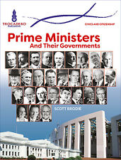 BOOK - PRIME MINISTERS AND THEIR GOVERNMENTS - AUSTRALIA - 9780864271594