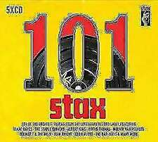 101 Stax CD 5 Disc BOXSET Various Artists