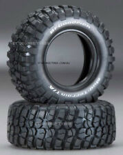 BFG KM 2 MUD TYRES 30 31INCH 255/70R16 FITTED DYNAMIC BEADLOCK RIMS HILUX RANGER
